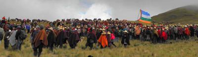 Afficher Vol. 8 (2013): L'expropriation des terres et la formation du latifundium en Amérique latine